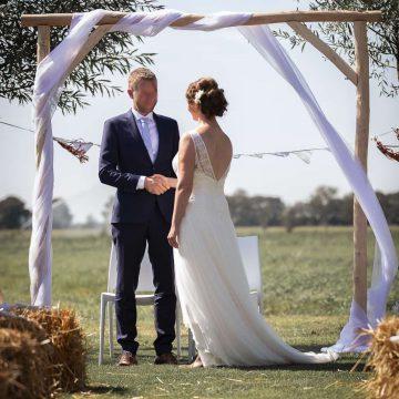 Hochzeitsbogen