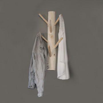 Holz-Garderoben